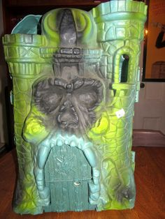 Castle Greyskull 2.99 at Goodwill. YES OU READ THAT CORRECTLY. Click through to my blog for the full EPIC story of the castle and all the action figures that were HIDING INSIDE!!!