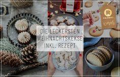 Weihnachtskekse Rezepte Dairy, Cheese, Food, Summer, Diy Crafts, Meal, Essen, Hoods, Meals