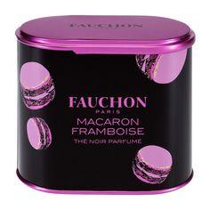 THÉ Macaron Framboise/ Fauchon