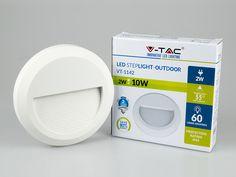 V-TAC Step light - azaz lépcsővilágító, beépített ledekkel.