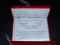 Invitatii nunta :: shop.eventscreator.ro Boarding Pass