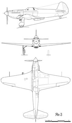 Free blueprint bell 212 helicopter quality 3d models airplane basic drawing yak 3 malvernweather Images