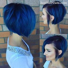 Asymmetrical Bob Haircuts You Should Try #BobHaircuts
