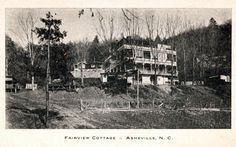 fairview cottage sanatarium, Asheville, NC