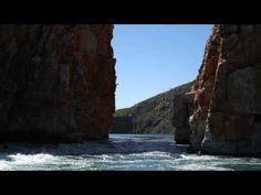 Horizontal Waterfalls - Talbot Bay, Western Australia (+playlist)