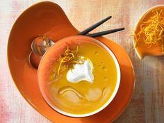 Rezept: Möhren-Ingwer-Suppe