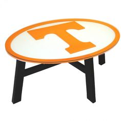 Fan Creations University of Tennessee Coffee Table - C0518-Tennessee