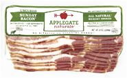 Applegate farms Organic bacon. Sugarfree, Nitrate free.....SO HARD TO FIND REAL BACON.