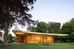 Gallery of St. Gerlach Pavilion and Manor Farm / Mecanoo - 1