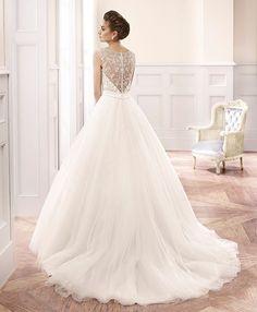 Ball Gown Wedding Dresses : Eddy K Wedding Dresses 2015 Milano Collection  MODwedding