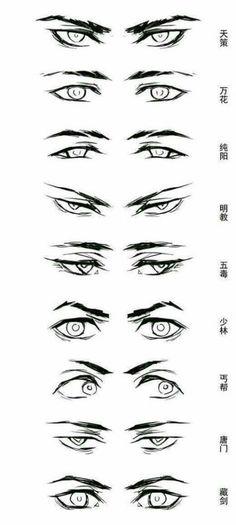 #Método Fanart #Mayara Rodrigues #Curso de desenho #Anime #Desenhar Anime #Aprender a Desenhar #Dragon Ball #Naruto #attack_on_titan #Eren_titan #boku_no_hero #loading_tv #Fanart #Curso_Anime Eye Anatomy, Anatomy Art, Drawing Eyes, Guy Drawing, Figure Drawing, Drawings Of Eyes, Anime Boy Drawing, Cool Eye Drawings, Drawing Face Shapes
