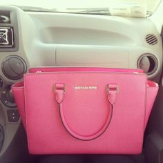 Actually feelin the pink?