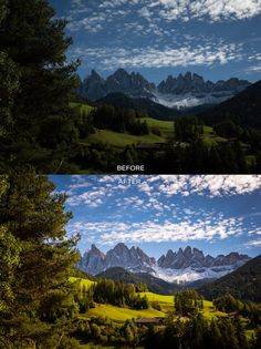 Do you want to enhance the beautiful landscape photos you took? With this presets, you can bring out the sky and the colour from the green field, giving you a warm summer look. Used our Travel Lightroom presets, travel warm. Come and try it out!