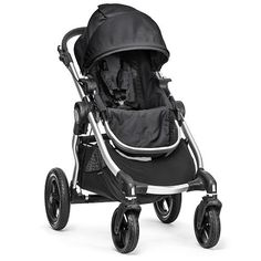 """Baby Jogger City Select Stroller - Onyx - Baby Jogger - Babies """"R"""" Us"""
