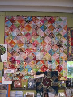 Value Quilt by Sew Katie Did, via Flickr