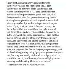 Amin. Insha Allah.