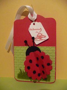 Verschenken Sie kleine Geschenkanhänger die nicht jeder hat. ;)   Hier biete ich einen wunderschönen Geschenkanhänger handgestempelt . Man kann...