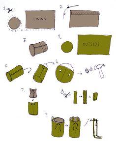 DIY Chalk Bag