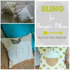 Bargain Pillows Dres