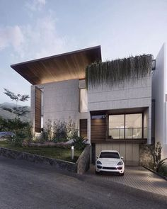 #architecturedose Spring Hills designed by @pranala.associates TAG a #Architecture #Lover!! _________ #residence #wood #cayenne #porsche #modern #residence #architect #archilovers #future #futurehouse #building #house #revolution - Architecture and Home Decor - Bedroom - Bathroom - Kitchen And Living Room Interior Design Decorating Ideas - #architecture #design #interiordesign #homedesign #architect #architectural #homedecor #realestate #contemporaryart #inspiration #creative #decor…