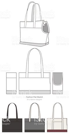 3d1b080f20 fashion flat technical drawing template