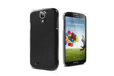 Crystal Clear Standard Snap-on Hard Plastic Protector Cases for Samsung Galaxy S4 | Lagoo Tech