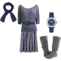 Love this whole outfit. And it's all pretty much affordable (except the skirt - $340... yikes!)
