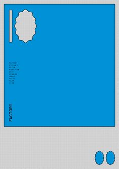Japanese Magazine Cover: Factory Vol. 10. Keisuke Maekawa. 2013