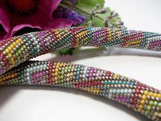 Beaded by Kirsten, beautiful bead crochet.