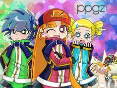 wall- PowerRUFF girlsby *BiPinkBunny this anime is soooo cute!