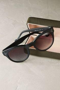 ett:twa ett: twa High Halls Sunglasses Brown Motif One Size Eyewear