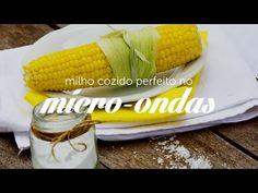Aprenda como cozinhar milho verde em só 3 minutos sem panela e de forma fácil e curiosa. Veja como: - Dicas & Truques Online