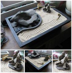 Zen Garden by mozette