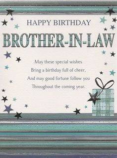 Birthday Greetings For Brother Best Wishes Happy Man