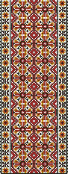 This Pin was discovered by Emi Cross Stitch Borders, Cross Stitch Charts, Cross Stitch Designs, Cross Stitching, Cross Stitch Embroidery, Embroidery Patterns, Cross Stitch Patterns, Fair Isle Chart, Palestinian Embroidery