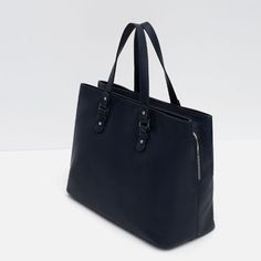 Image 4 of SOFT CITY BAG from Zara