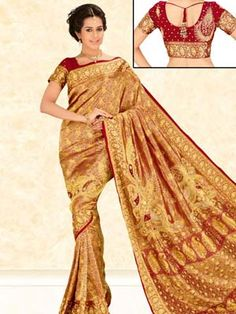 Divine Red Sarees for an Indian Wedding