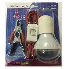 OEM LED. DC12V Jin Wang Lamp With Holder