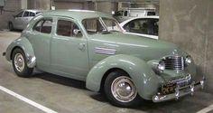 1941 Hupmobile