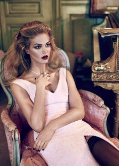 erin heatherton by koray birand for elle russia