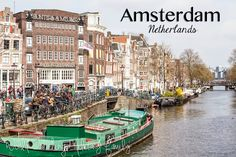 Here is an excellent tip for your Amsterdam travel: the finest way to see the entire city of Amsterdam is to travel by bike. Amsterdam Red Light District, Amsterdam City, Amsterdam Travel, Amsterdam Netherlands, Europe Bucket List, Day Trip, Holland, Places To Go, Germany