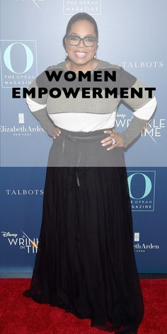 Women who empower and inspire.