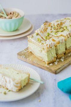 #karpatka pistacjowa #pistacje #delektujemy #cake #pistaccio