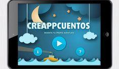 Creappcuentos: Tus propios cuentos ilustrados en un clic