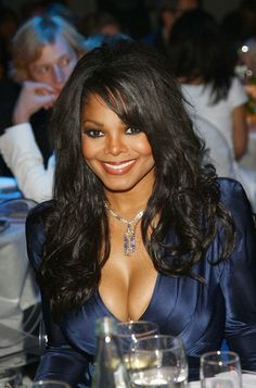 Actress and singer Janet Jackson   #blackwomen