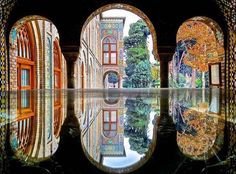 Golestan #Palace, Tehran, Iran