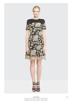 Si quieres lucir hermosa, elegante y fresca, este hermoso vestido de Tadashi Shoji es una maravillosa opción y nosotros lo tenemos para tí.