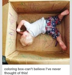 Coloring Box!