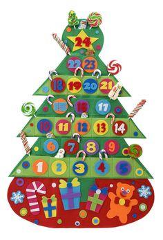 Calendar de Craciun pentru copii 4320