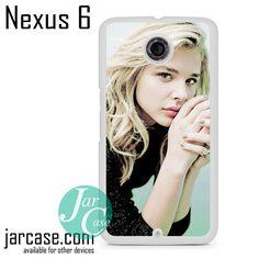 chloe grace moretz photo Phone case for Nexus 4/5/6